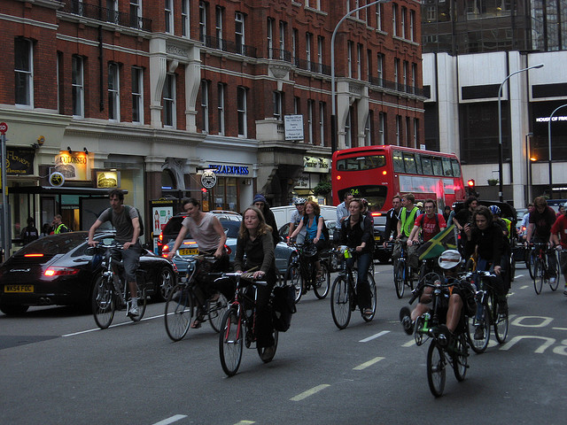 Bicycles London - Cycle Chic
