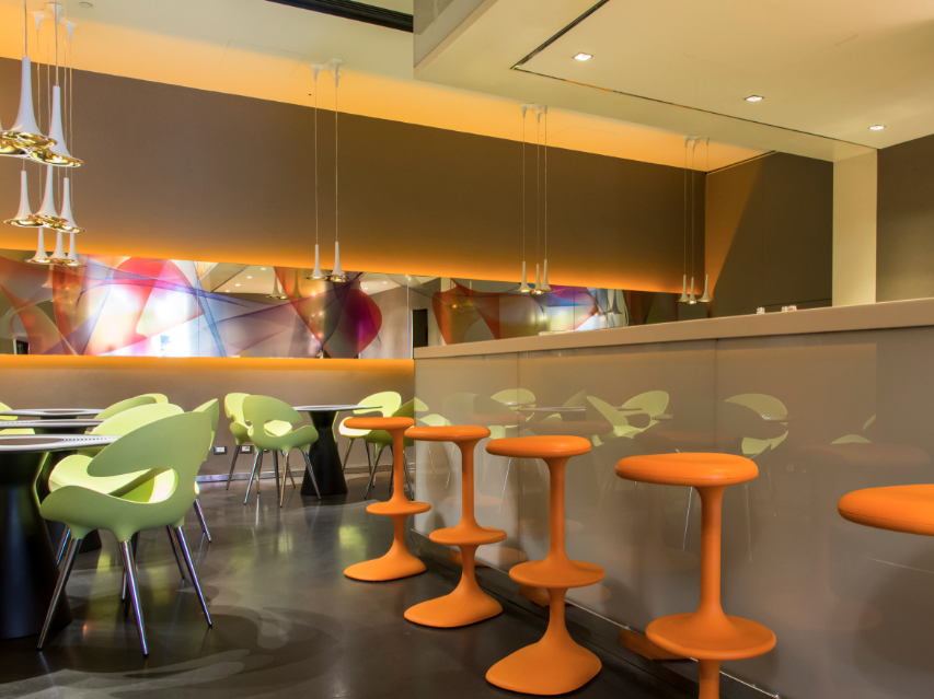 Nh Hotels Blog 187 In With The New Karim Rashid Re Designs