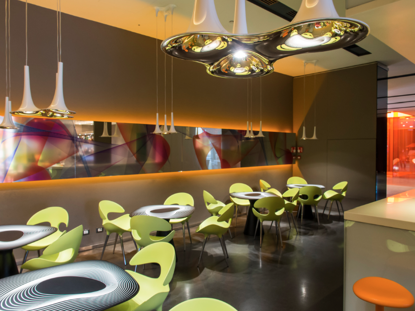 Nh hotels blog in with the new karim rashid re designs for Design di milano