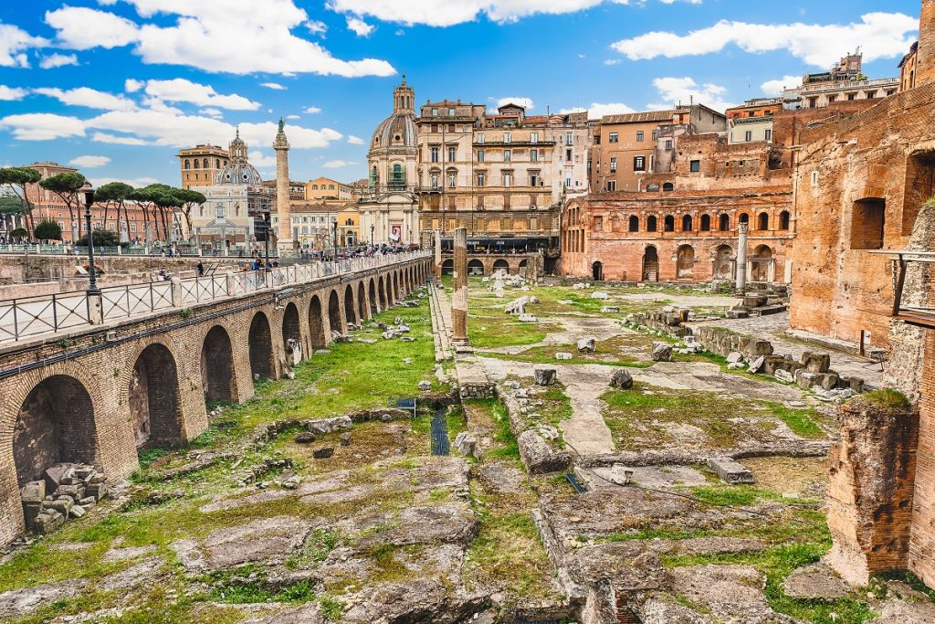 Nh hotels blog singles welcome europes most unforgettable less crowded than the colosseum but just as equally mesmerising the trajan market offers an amazing insight into roman life the best of it though sciox Gallery