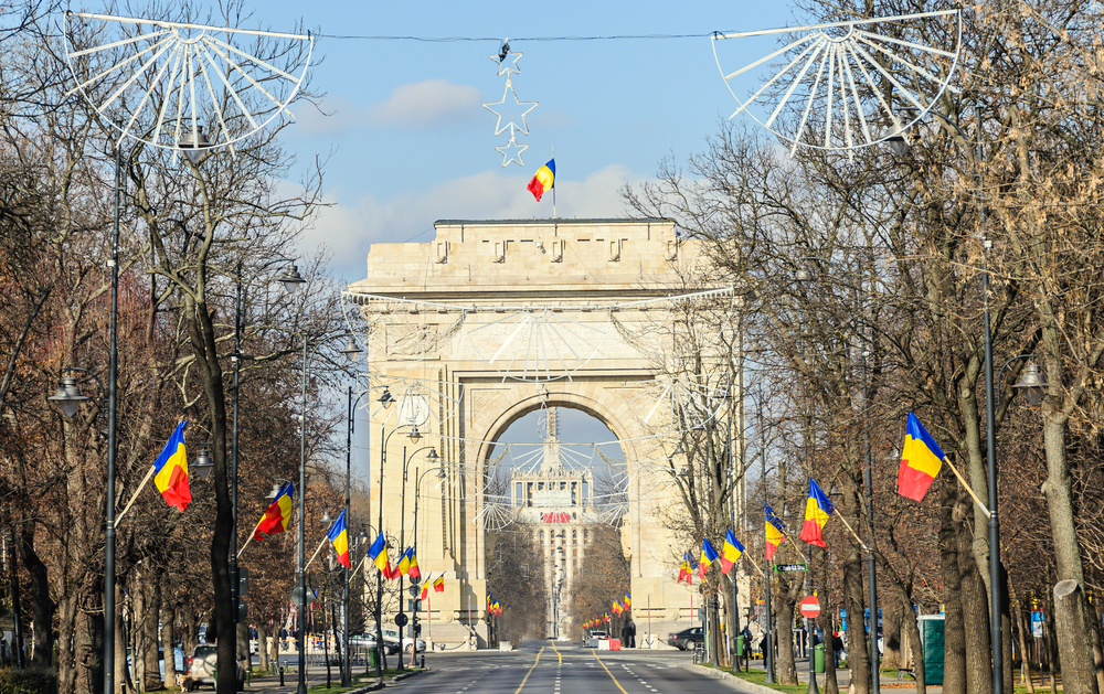 most overlooked sights europe-bucharest arch of triumph