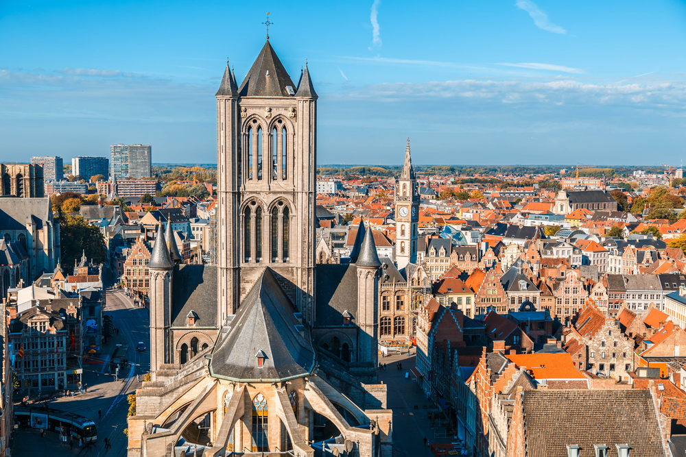 most overlooked sights europe-ghent-belfort tower