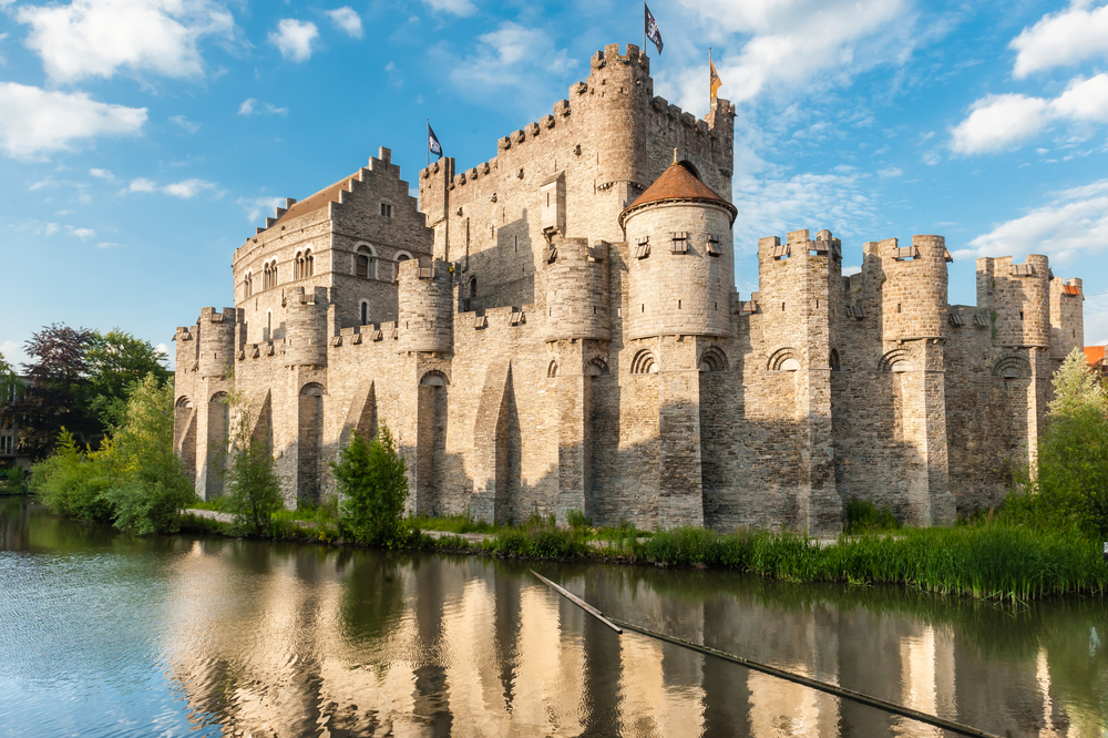 most overlooked sights europe-ghent-castle